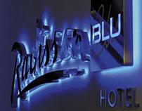 Radisson Blu Rebrand