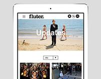 Fluter.de Relaunch
