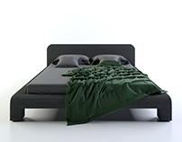 Faina | bed TOPTUN