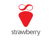 STRAWBERRY STORES IDENTITY REDESIGN
