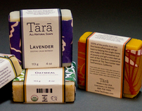 Package Design | Tara Soaps