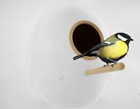 oVo sapiens - birdhouse