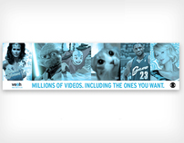 Veoh Banner -Concept