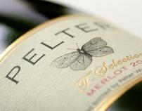 Pelter Winery's Identity
