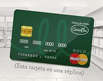 Correo directo Tarjeta de Crédito Carulla