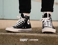 Converse x Snipes / POS