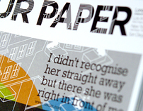 Your Paper — Andaz Hotel