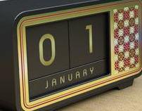 Block Calendar / 2011