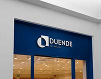 DUENDE / logo presentation