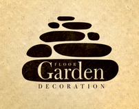 Floor Darden Decoration Logo Design