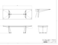 TZ - lightweight table