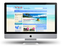 TUI CHINA WEBDESIGN
