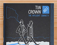 Tin Crown 1: The Affluent Sobriety - Comic