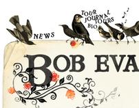 Bob Evans - website design