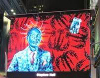 Congolese Woman - Art Takes Times Square