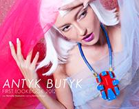 Antyk Butyk First Lookbook 2012