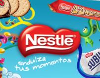 Diseño de camiones Nestle