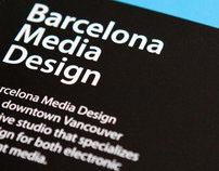 Barcelona Media Design / Branding