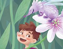 Passiflora critter