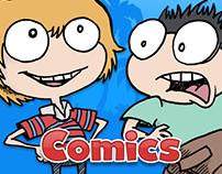 Poptropica Comics App