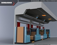 Bombardier YouRail Train Interior Contest - 2010