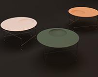 Table///MOON c18