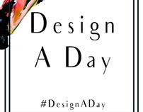 Design A Day Challenge 2017