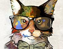 Call Me Professor Meow