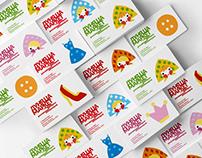 Rebranding for handmade market