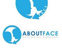 AboutFace Logo Option 1