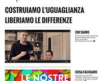 Arcigay Brescia website