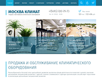 MOSCOW CLIMATE on-line store of HVAC equipment