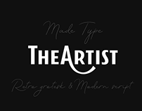 MADE TheArtist | Font
