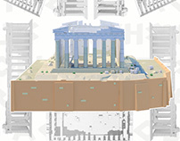 Famous Buildings VIII - Acropolis Greece
