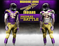 Medicine Lodge High School INDIANS Uniform Concepts