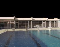 Schaal Pool, UC Davis