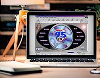 95 FM - Site no ano 2000