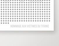 Titanic Commemorative Poster