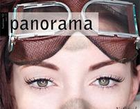 'Panorama' inflight magazine