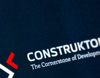 Construkton. The Cornerstone of Development.