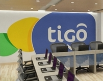 HQ at Bogota | Meeting Room Tigo City