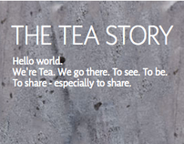Tea Brand Strategy and Voice (teacollection.com)