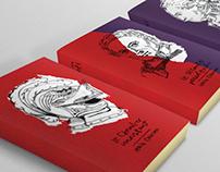 Couverture/Jaquette de livre/Série sur Italo Calvino