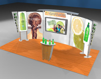 Mock Tradeshow Booth