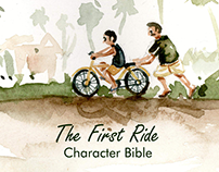 The First Ride- CHARACTER BIBLE.