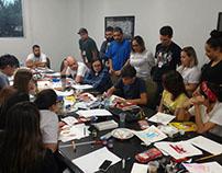 Workshop Ilustração / UniCesumar - Maringá  2017