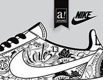 Nike Cortez x Anibal Pharrell