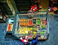 Napoli in Pop-art