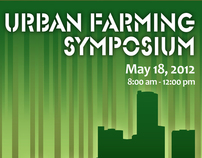 Urban Farming Symposium