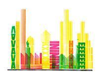 Typographic city